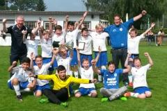 D2 Junioren Meisterschaft 2015-2016