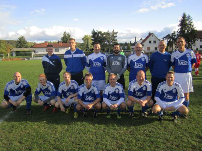 AH – Kreispokalspiel gegen KSV Langenbergheim