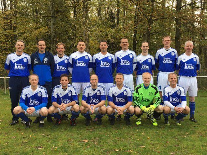 Alte-Herren Hessenpokalspiel 1/4-Finale