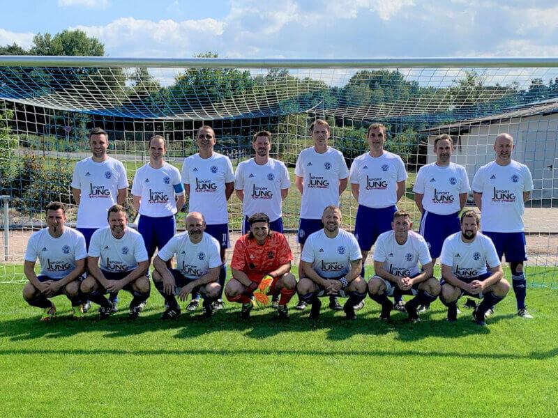 AH-Hessenpokalspiel gegen SG Oberndorf/Pfaffenhausen